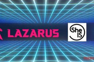 SheIS partners Lazarus Esports