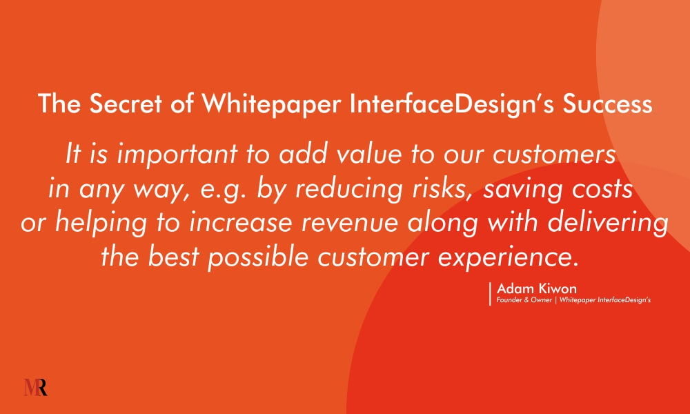 Whitepaper InterfaceDesign