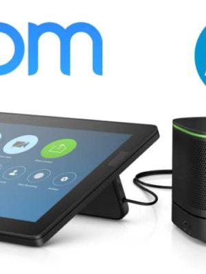 Zoom partner HP