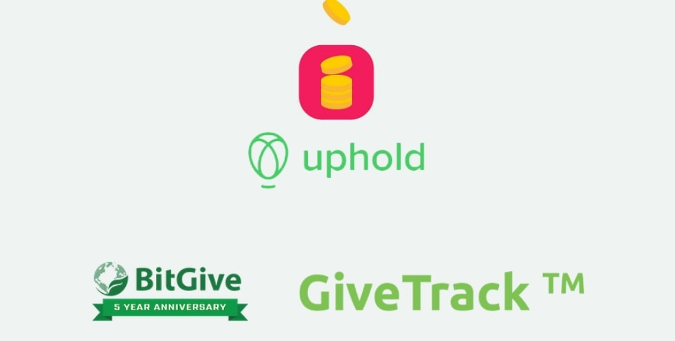 BitGive and Uphold