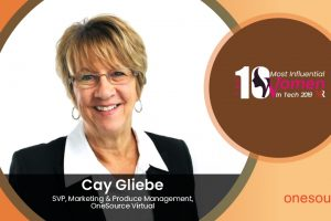Cay Gliebe_SVP_Marketing & Product Management_OneSource Virtual