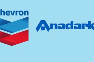 Chevron to acquire Anadarko