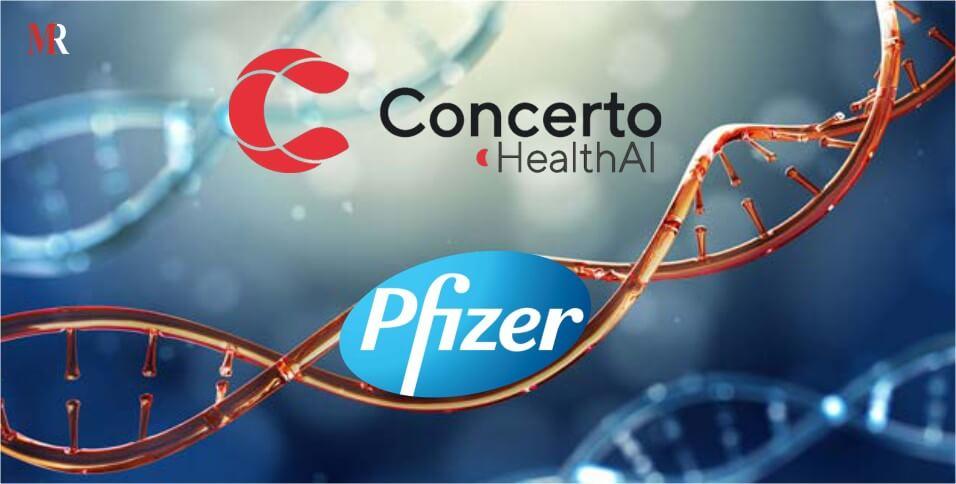 Concerto Health AI collaborates with Pfizer to progress