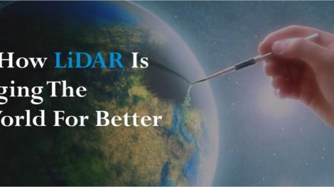 Learn how LiDAR is changing the world for better