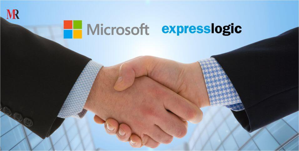 Microsoft acquires Express Logic