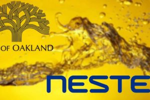 Neste and the City of Oakland