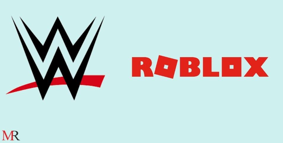 Roblox partner WWE