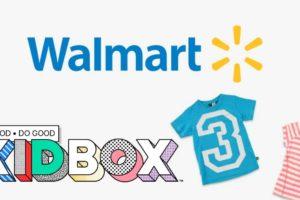Walmart partners KIDBOX