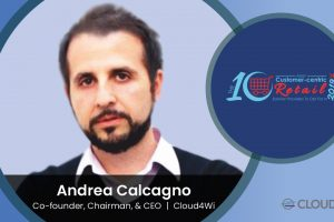 Andrea Calcagno, Co-founder, Chairman & CEO, Cloud4Wi