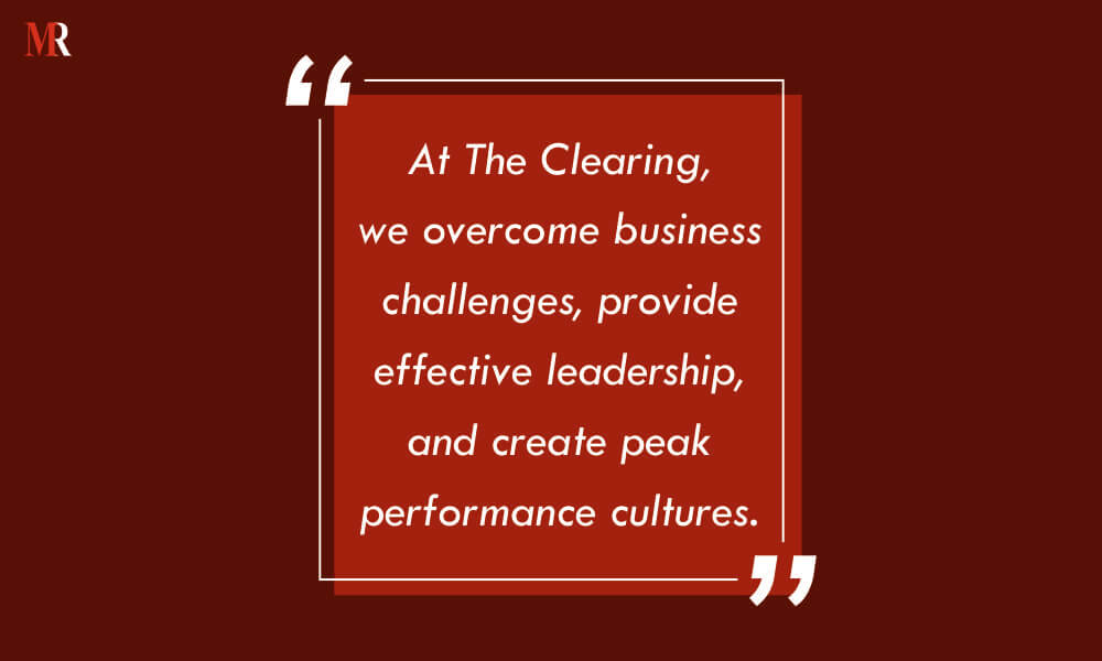 The Clearing Inc