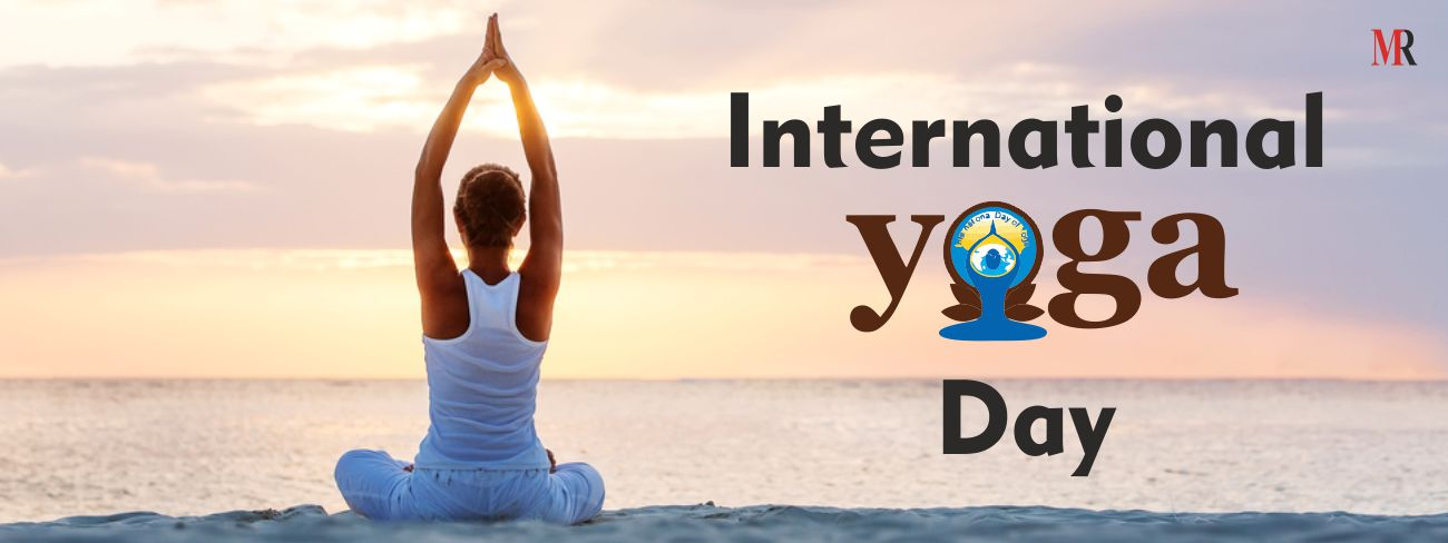 International Yoga Day Embrace Healthy Life Today For A Better Tomorrow