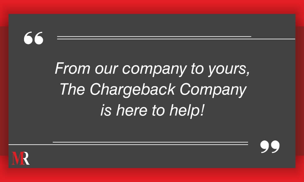 The Chargeback Company
