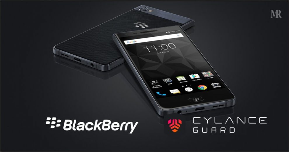 BlackBerry CylanceGUARD