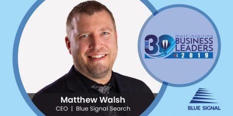 blue signal search