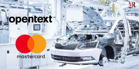 OpenText & Mastercard Partnership