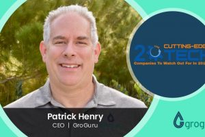 Patrick Henry founded GroGuru to solve farmers problem