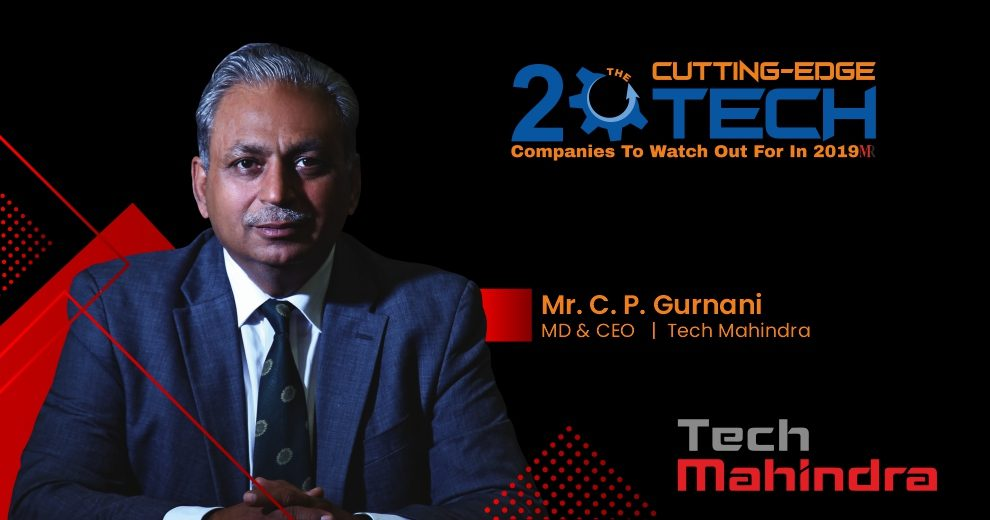 C.P.Gurnani preparing Tech Mahindra for Digital Future