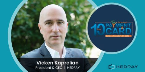 Vicken Kaprelian | Hedpay | Mirror Review