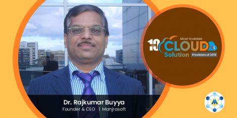 Dr. Rajkumar Buyya | Manjrasoft