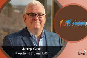 Brainier LMS | Jerry Cox