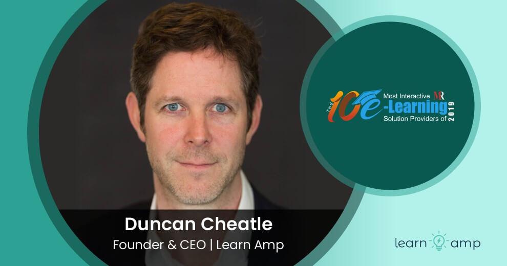 Learn Amp | Duncan Cheatle