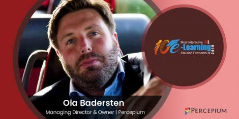 Ola Badersten | Percepium