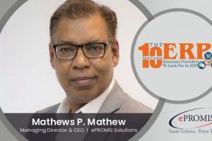 Mathews P. Mathew | ePROMIS Solutions