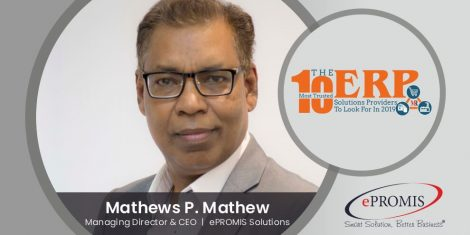 Mathews P. Mathew | ePROMIS Solutions