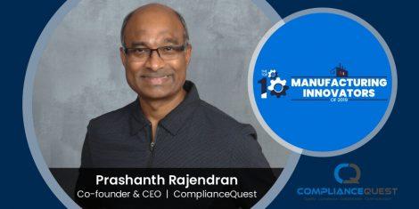 Prashanth Rajendran | ComplianceQuest