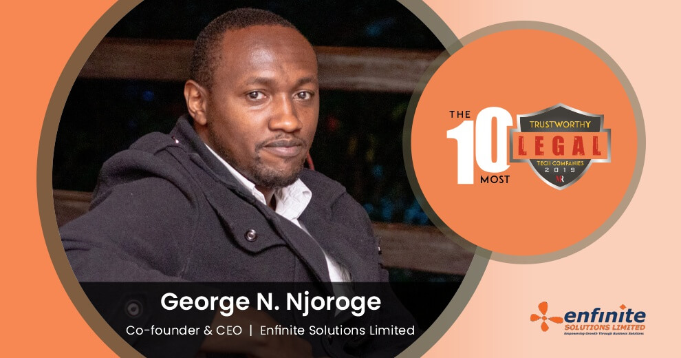 George N. Njoroge | Enfinite Solutions Limited