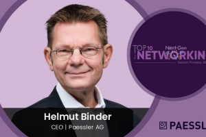 Helmut Binder | Paessler AG