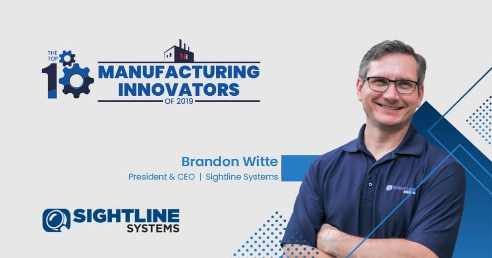 Brandon Witte   Sightline Systems