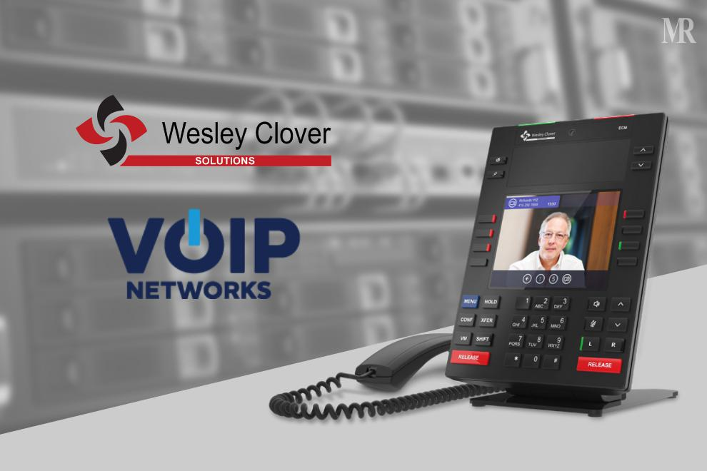 Wesley Clover Solutions and VOIP to Offer Telecommunication System Based on Cloud to Financial Firms