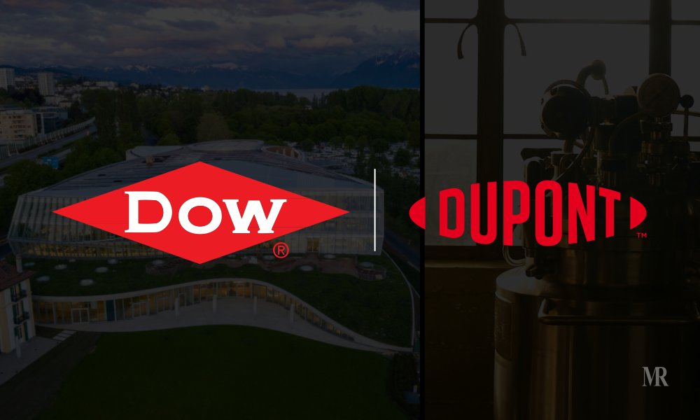 Dow and DuPont Merger