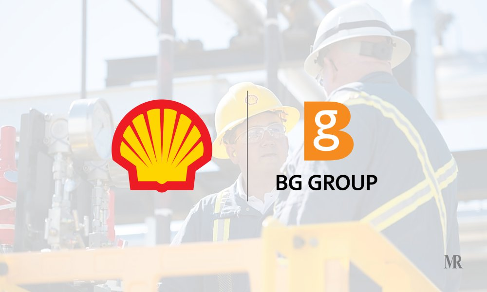 Royal Dutch and BG group Acquisition