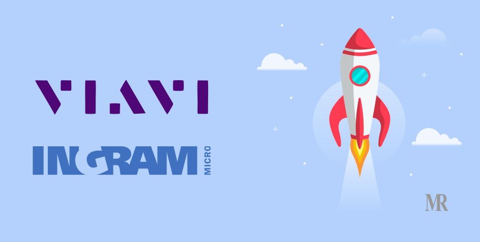 Viavi Solutions Inc. collaborates with Ingram Micro