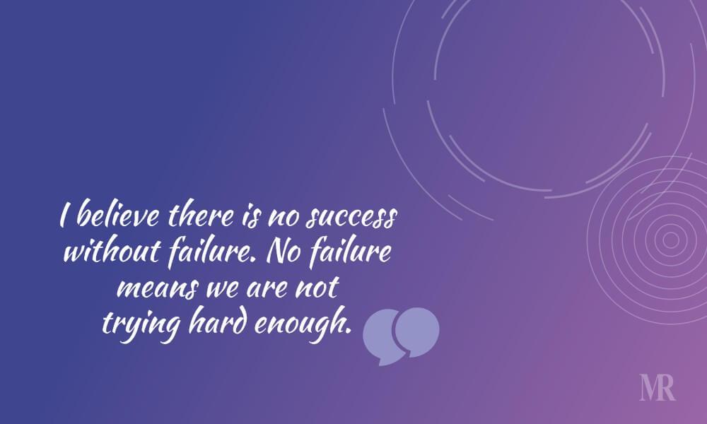 Quote on success by Steven Law founder Deltadata Mandiri