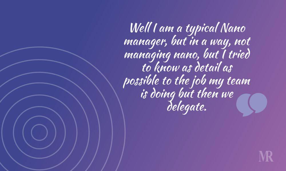 quote on delegation Steven Law founder Deltadata Mandiri