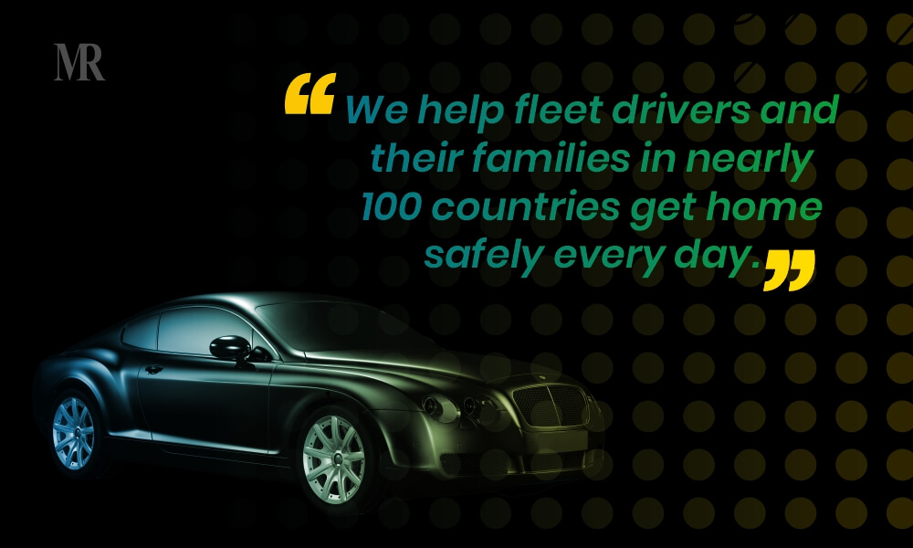 eDriving quotes on fleet safety