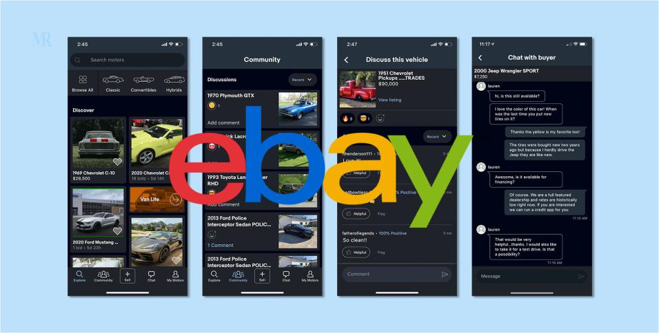 Ebay Motors Reinforces Vehicle Marketplace With Escrow And New Chat Features Mirror Review